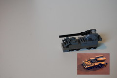 Halo Kodiak (my name is schimmi) Tags: lego halo micro kodiak unsc halowars2