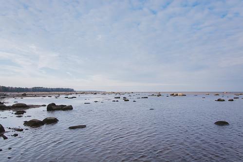 Sea of stones