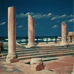 Кесария - новая столица Римской Иудеи #irod #heroid #cesar #cesaria #antiq