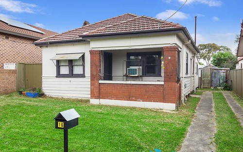 16 Olympic Drive, Lidcombe NSW 2141