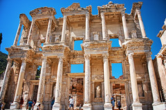 Library of Celsus at the Ancient City of Ephesus, Selçuk, Turkey (CamelKW) Tags: ancientcity ephesus turkey libraryofcelsus selçuk turkey2016