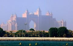 A mirage perhaps (oobwoodman) Tags: dubai uae thebeach jumeirah palmatlantis hotel luxury deluxe