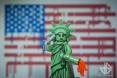 November 8th, 2016 (Greg 50) Tags: usa trump america freedom 2016 americanelections president flag