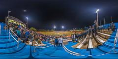 Pano - CHS's Last Game of 2016 - 2016-11-11_PanoramaHR (Paul and Nalva) Tags: nx500 samsungnx500 rokinon12mm centennialhighschool panorama photosphere 360°