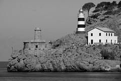 Far de Bufador / Far de sa Creu, Port des Sóller