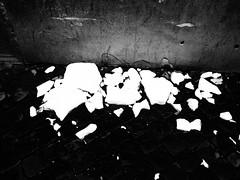 *** (Boris Rozenberg) Tags: blackwhite blackandwhite blackandwhitephotography bw photography abstract street moment monochrome monochramatic ice olympus olympuspen penep2 ep2 composition dream broken grain 17mm primelens prime pov harmonie chaos pieces life daily snap snapshot minimalism minimalistic trip surreal