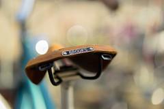 Another BROOKS (*Capture the Moment*) Tags: 2016 brooks bern berne bicycle bicycleseat bokeh citytrip citywalk fahrrad fotowalk leather leder minimalism minimalismus sattel vintage bokehlicious handmade