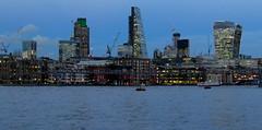 The city (mimu81) Tags: london londra unitedkingdom english british england thames city skyline river tamigi buildings
