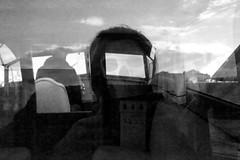 Selfie Vaporetto (c'FAURE) Tags: mort madness magicstreet blackwhite darkness death rien boat strange