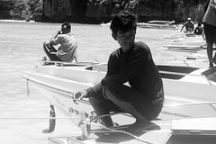 Marinero (Almu_Martinez_Jiménez) Tags: thailand tailandia smile land paraíso viaje summer 2014 krabi bangkok chiang mai paz buda people canon travel lonelytravel