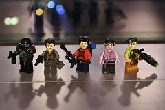 Laventeli's Crew (11inthewoods) Tags: lego minifig minifigures minifigs figbarf space