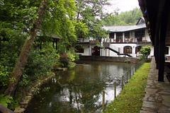 Cornwall #479 Liskeard 150611 Trago Mills (Steveox55) Tags: cafe pond cornwall liskeard