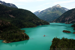 Diablo Lake (mcmillend) Tags: washington diablolake rosslakenationalrecreationarea northcascadesnationalparkcomplex august2015