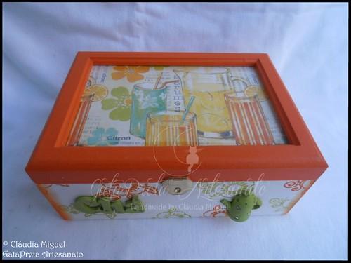 "Caixa de chá ""Summer Tea"""