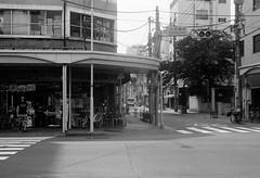 Asakusa, Tokyo (hiro.nk) Tags: bw film monochrome tokyo asakusa