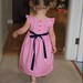 Ella's Easter Dress