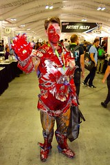 DSC_0016 (Randsom) Tags: nyc newyorkcity fun october cosplay zombie ironman superhero comicbooks spandex marvelcomics avengers javitscenter 2015 nycc nycomiccon newyorkcomiccon nycc2015