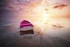 The Love Boat (eggysayoga) Tags: longexposure pink sea bali sun reflection love beach sunrise indonesia mirror boat asia air ss hard magenta 100mm filter le lee nd cs fujifilm f2 12mm 06 perahu bower pantai graduated haida refleksi sanur karang matahari ncs f20 gnd jukung samyang xti xt1 nd1000 rokinon nd30 bigstopper pinkenta