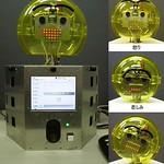 人間-ロボット系を重視した会話インターフェースシステムの写真
