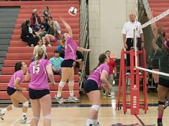 DAVE2067 (David J. Thomas) Tags: sports athletics women volleyball arkansas scots batesville lyoncollege philandersmithcollege