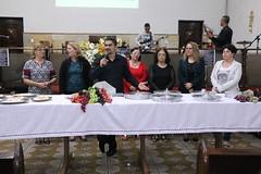 03.10.2015 - Reunião Conselho Deliberativo - Pastoreio dos Regionais e Ceia com Mulheres ICPBB