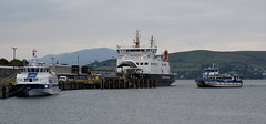 Gourock (Russardo) Tags: sea ferry cat scotland clyde boat flyer mac ship argyll ali cal calmac ferries mv caledonian bute macbrayne
