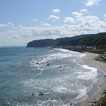 木野部海岸心と体を癒す海辺の空間整備事業の写真