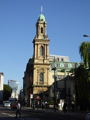 City Temple (United Reformed Church), Holborn Viaduct,City of London,  EC1A 2DE (PaChambers) Tags: city london church temple united chapel christian viaduct holborn cityoflondon reformed holbornviaduct unitedreformedchurch christanity citytemple citychurchproject