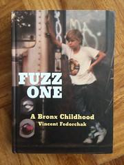 FUZZ ONE (2005) sold! (g a r j o) Tags: 2005 childhood graffiti book bronx fuzzone vincentfedorchak