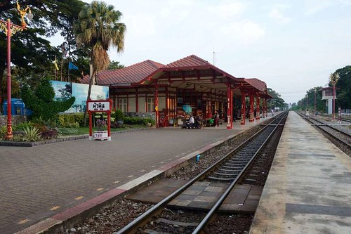 Hua Hin, Railway Station
