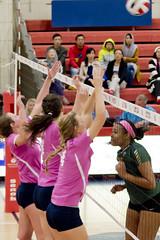 DAVE1787 (David J. Thomas) Tags: sports athletics women volleyball arkansas scots batesville lyoncollege philandersmithcollege
