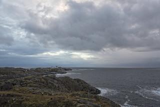 Henningsvær lighthouse, Norway