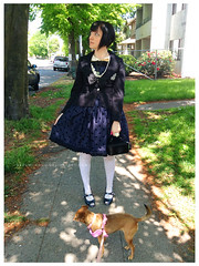 Day08-01 (nezumichuu) Tags: cute me fashion lolita nezumi lolitafashion dailycoordinate mylifewithmister