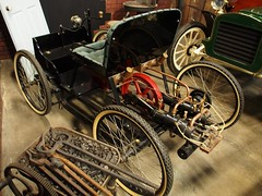 1896 Ford Quadracycle (Replica) 06 (Jack Snell - Thanks for over 26 Million Views) Tags: california ca wallpaper classic ford wall museum vintage paper antique flash automotive historic replica oldtimer sacramento veteran flair towe 1896 quadracycle jacksnell707 jacksnell
