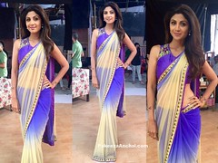 Shilpa Shetty in Double shaded Saree and sleeveless Blouse by Arpita Mehta (shaf_prince) Tags: shilpashetty bollywoodactress bollywoodsarees actressinsarees designerwear celebritydresses sleevelessblouses sareeblousedesigns indianfashiondesigners blousebackneckdesigns blousepatterns blousebackdesigns bollywooddesignerdresses transparentsarees blousemodels ladiesfashionblouses actressinpurpledresses doubleshadedsaree shadedsarees
