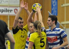 BW_Dalto_151219_87_DSC_7315 (RV_61, pics are all rights reserved) Tags: amsterdam korfbal blauwwit dalto korfballeague robvisser rvpics blauwwithal