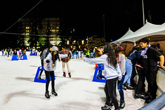 San Mateo On Ice 4 (NickRoseSN) Tags: ice centralpark icerink sanfranciscobayarea bayarea rink sfbayarea sanmateo sanmateocounty outdooricerink sanmateocentralpark holidayicerink centralparkicerink sanmateoonice sanmateoicerink