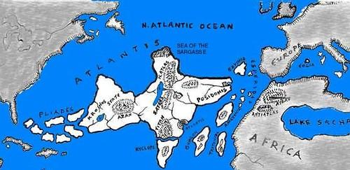 mapa atlantida