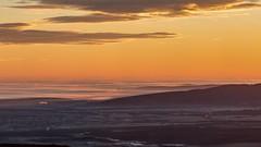Giants (Wim Air) Tags: orange mountain sunrise wand niedersterreich bernhard hohe wimmer nieder