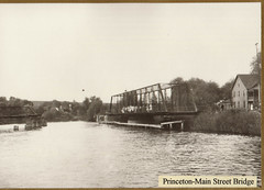 Fox River, Princeton Main Street Bridge