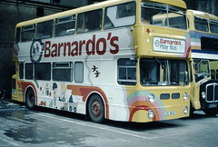 Barnardo's ZS 8621 (YOX 130K) (mj.barbour) Tags: west midlands pte barnardos bus daimler fleetline crg6lx 4310