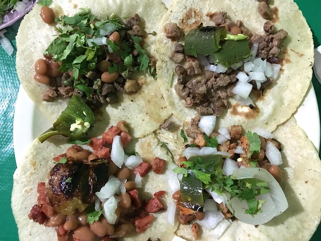Tacos: One of Each