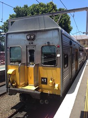 K1 at Newcastle (sydney.trainsvlogs) Tags: newcastle k2 civic k4 k1 k3 k99 kset morisset wickham k98
