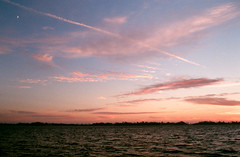 Beautiful Night (Georgie_grrl) Tags: princeedwardcounty cottagechoir friendship music social friends roadtrip pentaxk1000 rikenon12828mm ontario sunset clouds beautiful light colour
