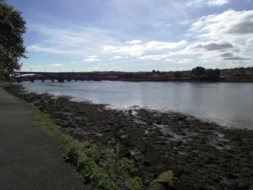 River Tweed, Berwick-upon-Tweed, Sept 2016