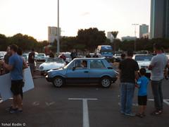 Innocenti Mini 90L mkII (Yohai_Rodin) Tags: classic car five club israel tel aviv 5 cars