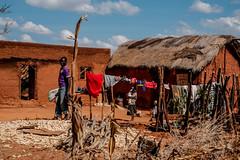 African Village (mripp) Tags: africa afrika people community participation living housing wohnen landscape architecture art kunst reportage fuji xpro 2