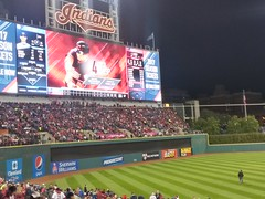 20161014_204510_Richtone(HDR) (reddawg5357) Tags: progressivefield clevelandindians cleveland clevelandohio chiefwahoo alcs indians tribetown tribetime mlb baseball bluejays