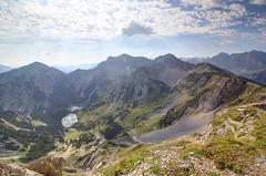 Schttelkarspitze (wai-photography) Tags: schttelkarspitze bayern mountain mountains berg alpen alps nationalpark krn soiernhaus soiernsee soiernspitze canon eos60d