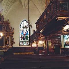 Tyska kyrkan (motty) Tags: tyskakyrkan gamlastan gamla stan kyrkan tyska interiör church sweden sverige stockholm